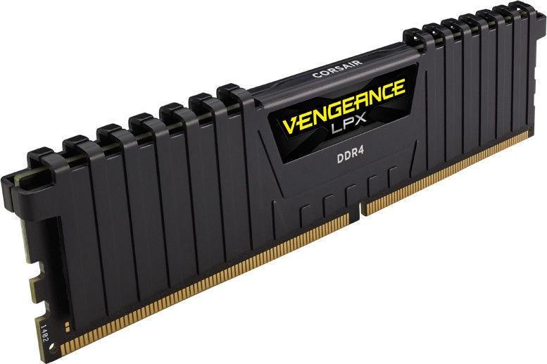 Operatīvā atmiņa (RAM) Corsair Vengeance LPX Black CMK64GX4M2E3200C16 DDR4 64 GB