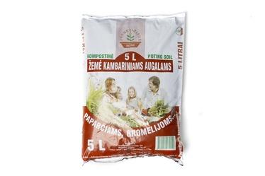 Kompostisegu sõnajalgadele Juknevičiaus 5 l