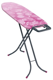 Gludināmais dēlis Leifheit Classic M Basic Anniversary Edition Pink, 1200x380 mm