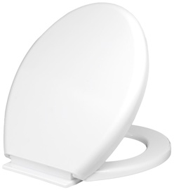 Karo-Plast Toilet Seat Strong PP White