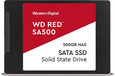 "Western Digital Red SA500 500GB 2.5"" SSD WDS500G1R0A"
