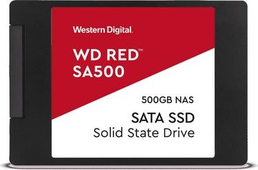 """Жесткий диск NAS Western Digital Red SA500 500GB 2.5"""" SSD WDS500G1R0A"""
