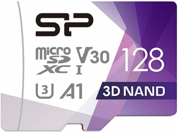 Silicon Power Superior Pro Colorful microSDXC 128GB UHS-I Class 10