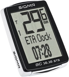 Велосипедный компьютер Force Sigma BC 16.16 STS