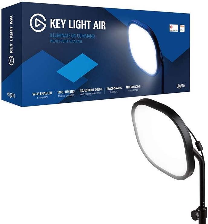 Лампа Elgato Key Light Air, Wi-Fi
