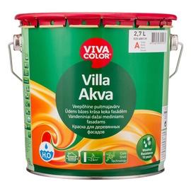 Krāsa kokam Vivacolor Villa Akva, 2.7 l, balta