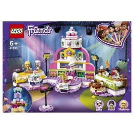 Конструктор LEGO Friends Baking Competition 41393