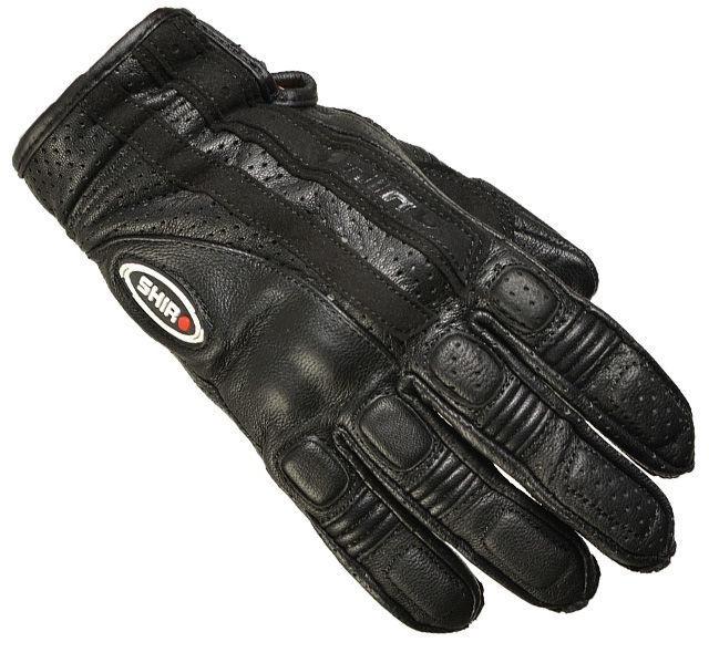 Shiro Pista Gloves SH-06 Black S