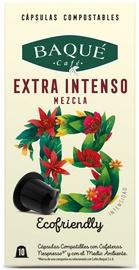 Кофе в капсулах Cafe Baque Extra Intenso, 0.05 кг, 10 шт.