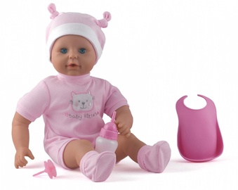 Dolls World Crying Doll Baby Boohoo 08130