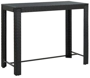Садовый стол 45877, черный