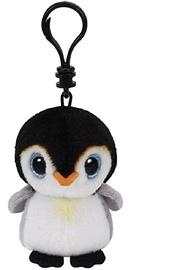 Pakabinamas pliušinis pingvinas TY Beanie Boos 36651, 8.5 cm, nuo 3 m.