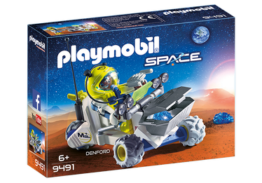 Playmobil Space Mars Rover 9491