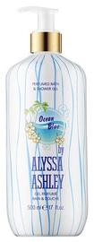 Dušo želė Alyssa Ashley Ocean Blue, 500 ml