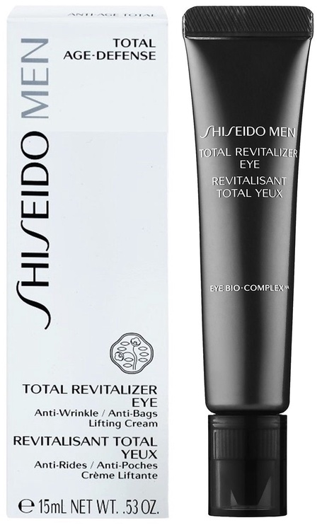 Shiseido Men Total Revitalizer Eye Cream 15ml