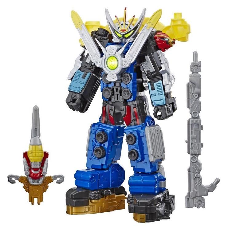 Žaislinė figūrėlė Hasbro Power Rangers Beast Morphers Beast-X Ultrazord