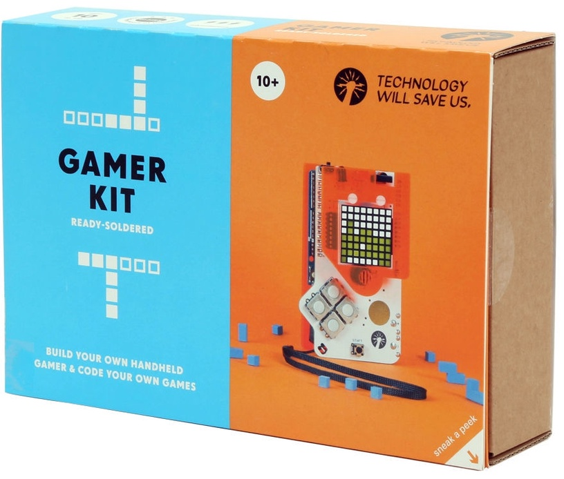 Technology Will Save Us Gamer Kit 0142
