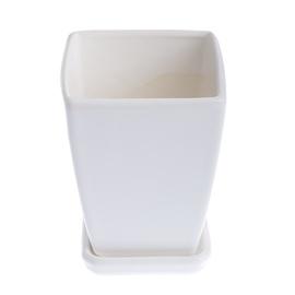 SN Flower Pot Papartis Ø14cm White