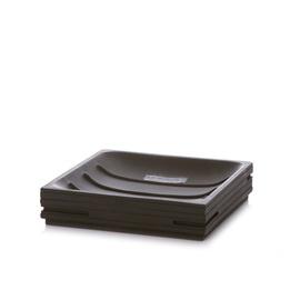 Ziepju trauks Novito BPO-035C 11,6x11,6x2,6cm, melns