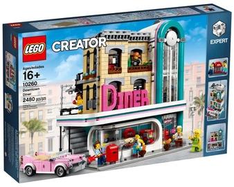 Конструктор LEGO Creator Ресторанчик в центре 10260 10260, 2480 шт.