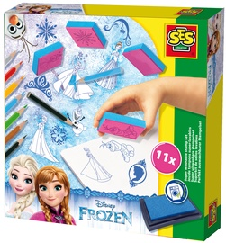 SES Creative Stamp Set Disney Frozen 14917
