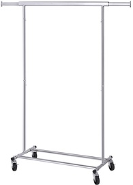 Songmics Clothes Rack Silver 83.5x160cm