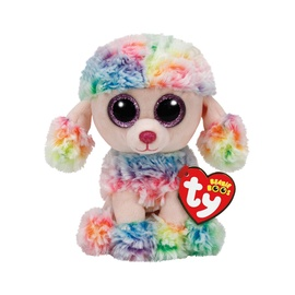 Pliušinis žaislas pudelis Ty Rainbow TY37223, 15 cm