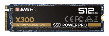 Emtec X300 Power Pro 512GB M.2 NVMe