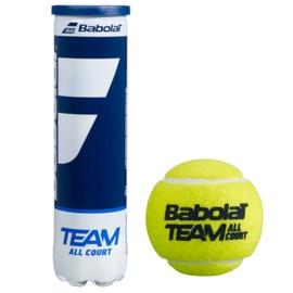 Tennise pall Babolat Team All Court x4