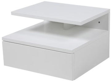 Home4you Nightstand Ashlan White AC50671