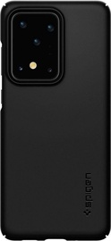 Spigen Thin Fit Back Case For Samsung Galaxy S20 Ultra Black