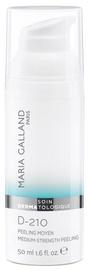 Veido odos šveitiklis Maria Galland D-210 Medium-strength Peeling, 50 ml