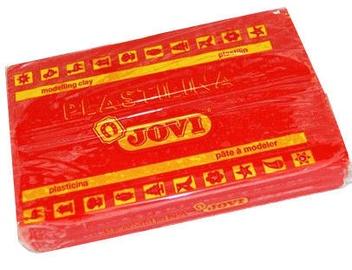 Jovi Plasticine 50g Red
