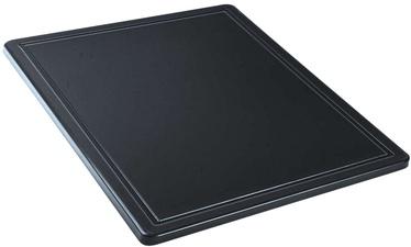 Stalgast Cutting Board Gn 1/2 32.5x26.5cm Black