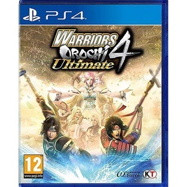 Warriors Orochi 4 Ultimate Edition PS4