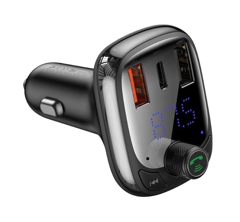 Baseus Bluetooth FM Transmitter CCTM-B01