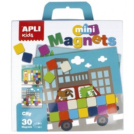 Apli Kids Mini Magnets City 16874