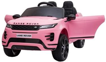 Bezvadu automašīna Azeno Range Rover Evoque, melna/rozā