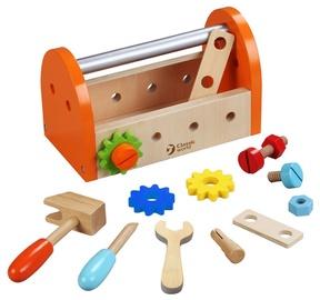 Žaisliniai mediniai meistro įrankiai