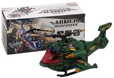Tommy Toys Armed Helicopter 422728