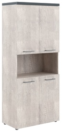 Skyland Torr Office Cabinet THC 85.4 Canyon Oak