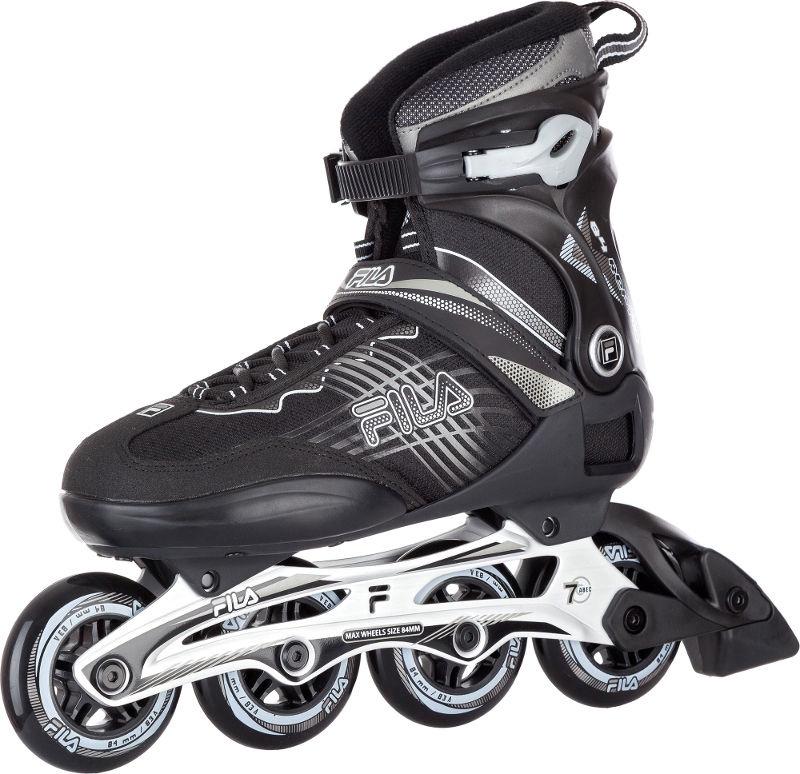 beste sneakers veel stijlen beter Fila Reptix 84 Black/Silver 45