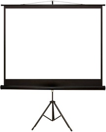 Projektoriaus ekranas 4World Tripod Projection Screen 1:1 178 x 178