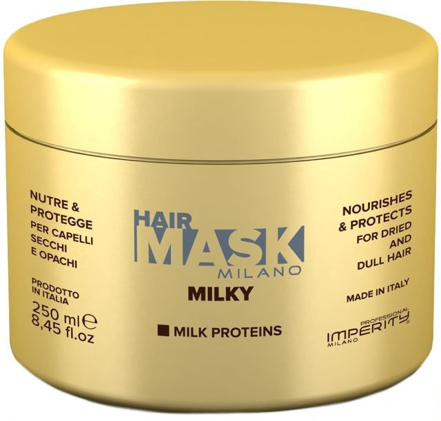Matu maska Imperity Professional Milano Milky, 250 ml