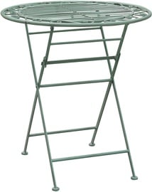 Home4you Mint Garden Table Antique Green