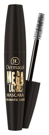 Dermacol Mega Lashes Dramatic Look Mascara 13ml Black