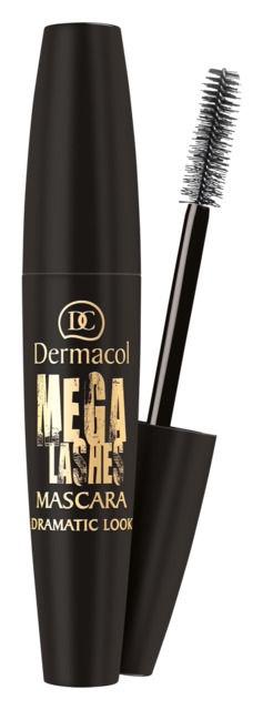 Dermacol Mega Lashes Dramatic Look Mascara 13ml Black