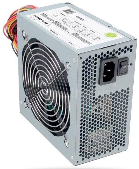 iBOX ATX 2.2 CUBE II 500W ZIC2500W12CMFA