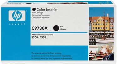 Lazerinio spausdintuvo kasetė HP LaserJet C9730A BLACK