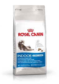 Sausas ėdalas katėms Royal Canin Indoor Long Hair, 400 gr